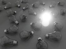 Bright idea Stock Photos