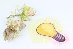 Bright Idea of gift Stock Photos