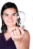 Bright ideas Royalty Free Stock Photo