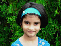 Bright Indian Girl Royalty Free Stock Photos