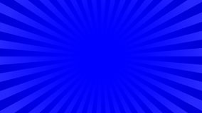 Bright indigo rays background Royalty Free Stock Photo