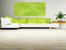 Bright interior design Royalty Free Stock Photo