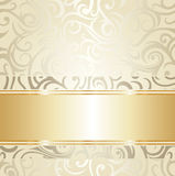 Bright invitation design Royalty Free Stock Photo