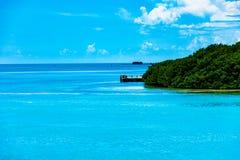 Bright Isle Royalty Free Stock Photos