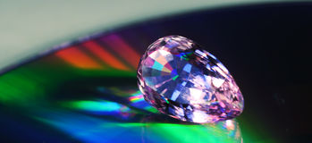 Bright jewel Stock Photos