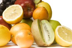 Bright and juicy fruit Royalty Free Stock Image
