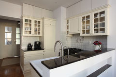 Bright kitchen Royalty Free Stock Photography