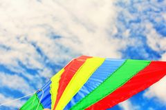 Bright Kite 2 Royalty Free Stock Photo