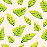 Bright leaves pattern for web and banners, flyers, postcards, posters. Bright leaves vector pattern for web and banners, flyers, postcards, posters,DIY royalty free stock photos