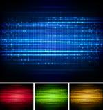 Bright Light Background stock illustration
