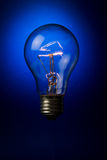 Bright Light Bulb Royalty Free Stock Images
