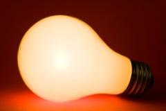 Bright Light Bulb Stock Photos