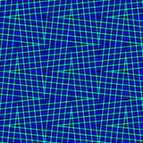Bright light lines on a blue background a vector illustration Stock Photography