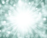 Bright lights background. Abstract background of shining bright white lights in starry shape Royalty Free Stock Photo