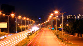 Bright lights Royalty Free Stock Photography