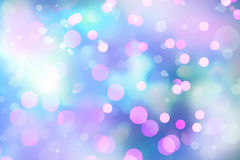 Bright Lights on colorful background. abstract Royalty Free Stock Images