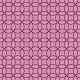 Bright lilac linear pattern Royalty Free Stock Image