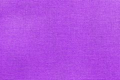 Bright lilac violet texture of fabric or textile material Stock Photo