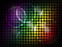 Bright Lites Royalty Free Stock Image