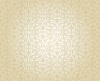 Bright luxury vintage wallpaper bridal, gold, Bright, Wedding, royalty free illustration