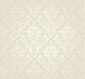 Bright luxury vintage wallpaper Royalty Free Stock Photo