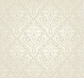 Bright luxury vintage wallpaper Royalty Free Stock Photography