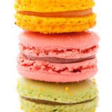 Bright macaroons Royalty Free Stock Photos
