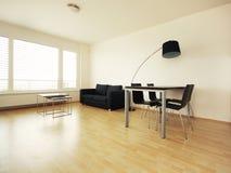 Bright modern interior Stock Photography