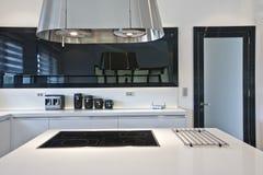 Bright modern kitchen Royalty Free Stock Image