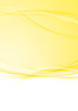 Bright modern orange swoosh folder background template. Abstract. Smoke border divider wave line in yellow color over white layout. Vector illustration vector illustration