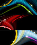 Bright modern vector set. eps10 Royalty Free Stock Photography