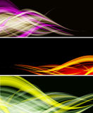 Bright modern vector set. eps10 Stock Image