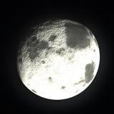 Bright Moon Stock Photo
