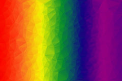 Bright multi-colored background. Spectrum of colors Royalty Free Stock Photography