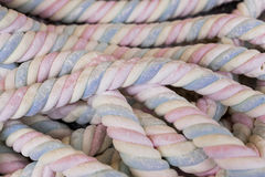 Bright multi-colored candy and jellies excellent background Royalty Free Stock Photo