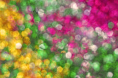 Bright multi-colored spots as abstract background Stock Photos