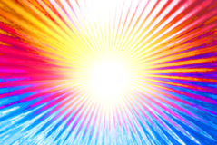Bright multicolor abstract background Stock Photos