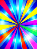 Bright Multicolored Background Stock Image