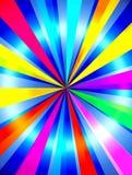 Bright Multicolored Background Stock Image