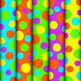 Motley fabric Royalty Free Stock Images