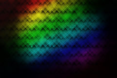 Bright neon colorful abstract background with geometric patterns Royalty Free Stock Photos