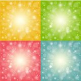 Bright and nice seasons background Royalty Free Stock Photography