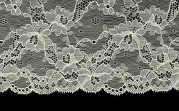 Bright openwork lace Stock Photos