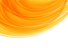 Bright orange background Stock Photos