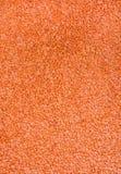 Orange lentil background Royalty Free Stock Images