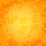 Bright orange seamless pattern Stock Images