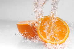 Bright oranges Royalty Free Stock Photography