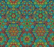 Bright Ornamental Pattern Royalty Free Stock Image