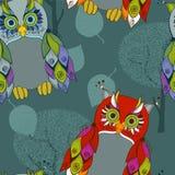 Bright  owl Stock Image