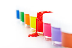 Bright paint Royalty Free Stock Images